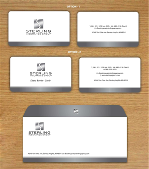 Business Card Design Contest Submission #801135