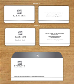 Business Card Design Contest Submission #801136