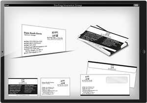 Business Card Design Contest Submission #800963