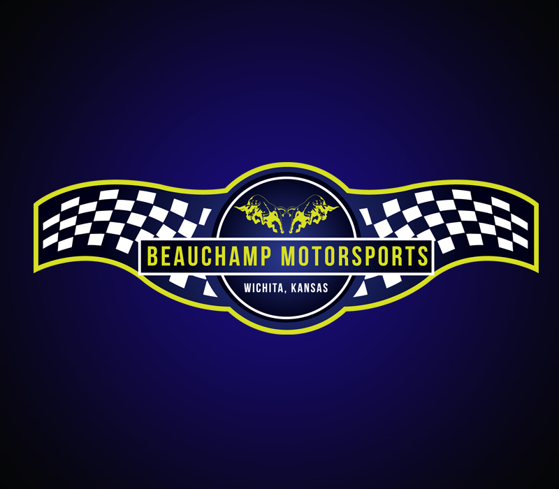 57 Professional Racing Logo Designs for Beauchamp Motorsports ...