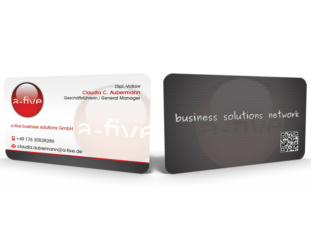29 Feminine Business Card Designs | Business Software Business Card ...