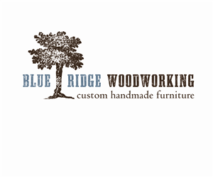 Reclaimed Wood Furniture Company Is Looking For A New Professional Logo 31 Logo Designs For Blue Ridge Woodworking Custom Handmade Furniture