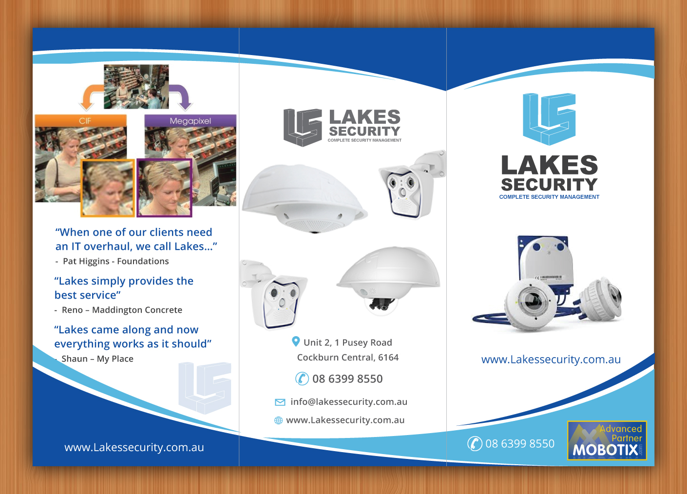 Brochure Design for Lakes Networking by Smart | Design #3277068