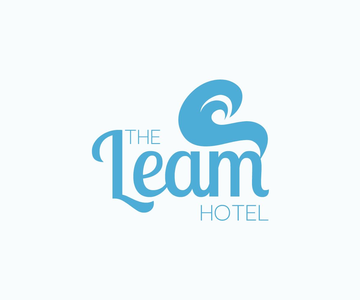 Hotel Logo Design For The Leam Hotel By Deli Design 3295719