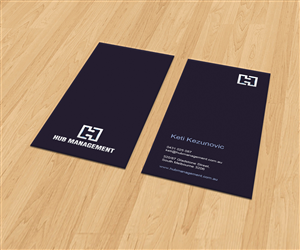 117 Modern Bold Hospitality Business Card Designs For A