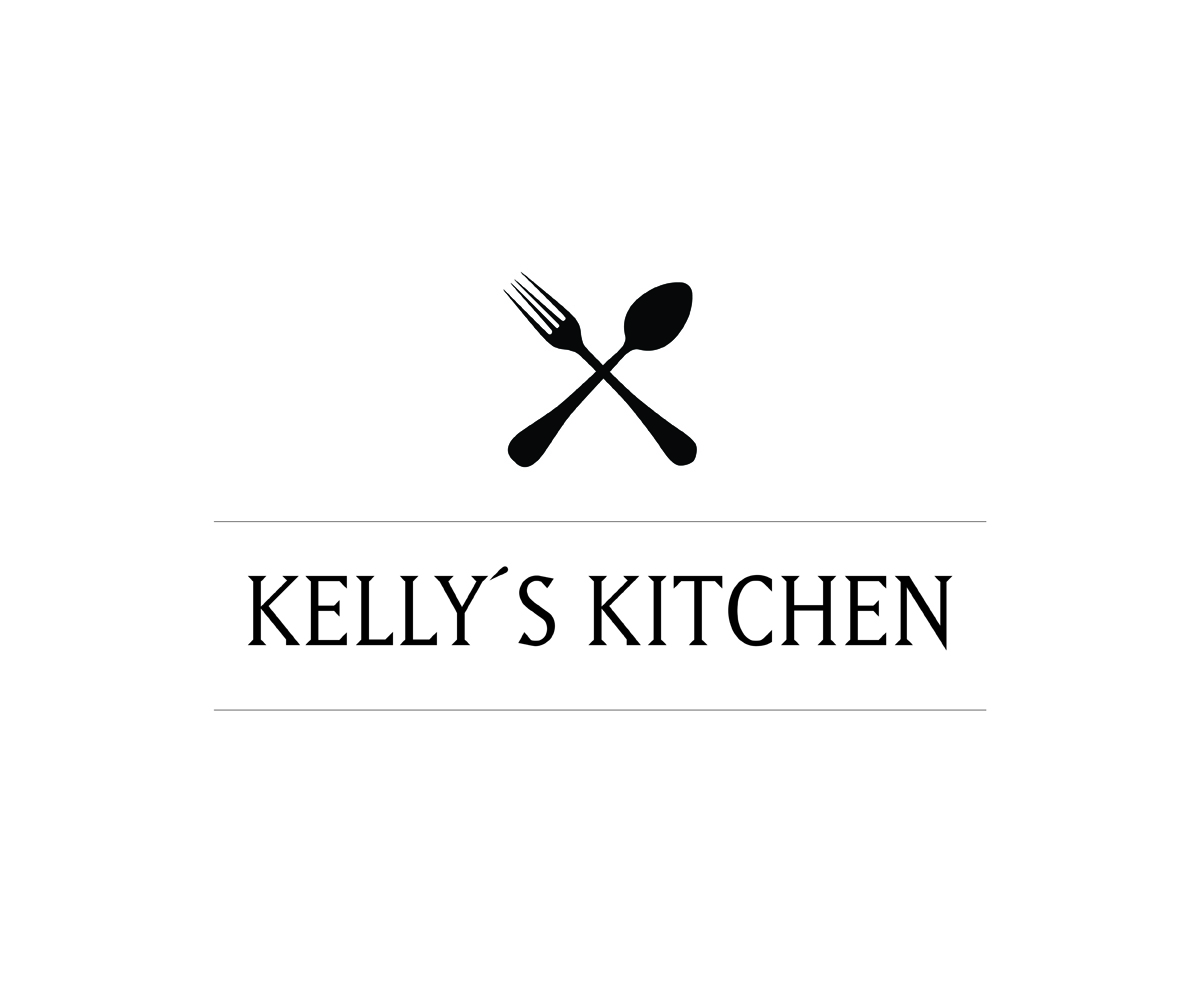 Retail dise o de logo for kelly 39 s kitchen by smenchaca for Kelly s kitchen