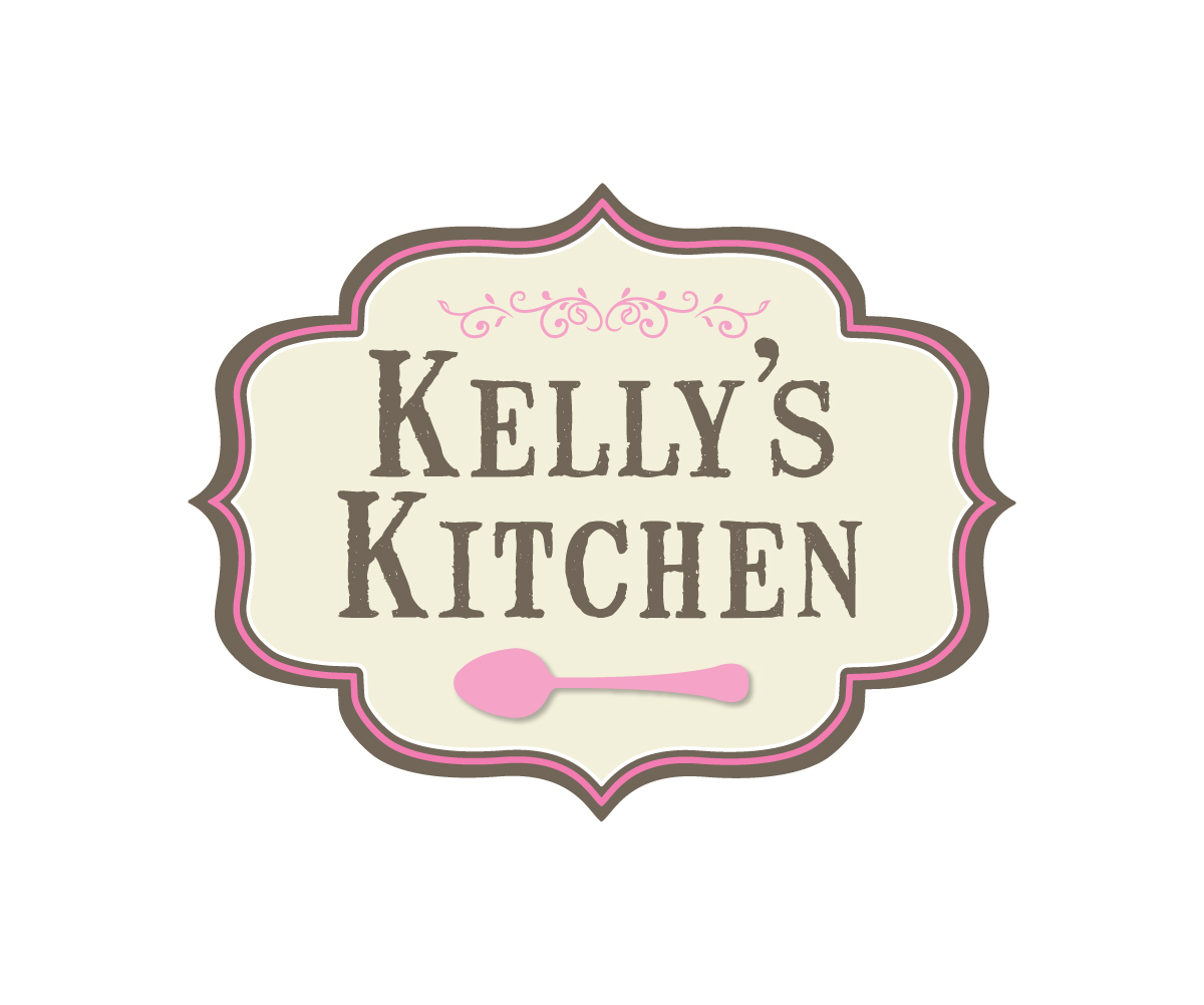 Retail logo design for kelly 39 s kitchen by nannie design for Kelly s kitchen