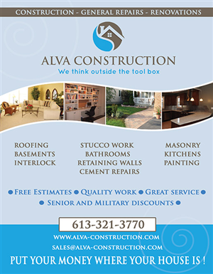 Residential Construction Flyers Residential Construction