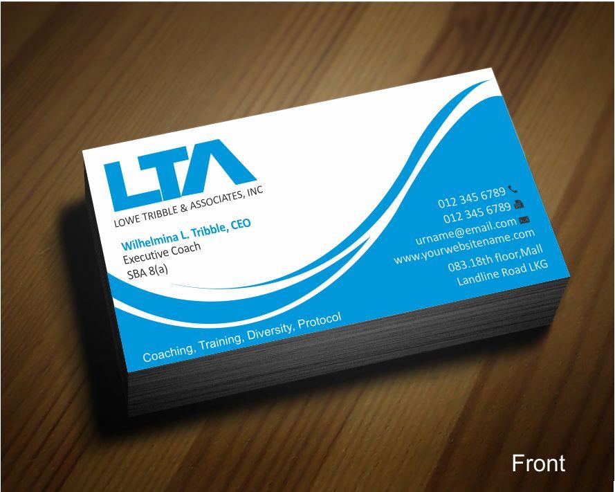 28 elegant business card designs building business card design business card design by zarnab for lowe tribble associates inc design colourmoves
