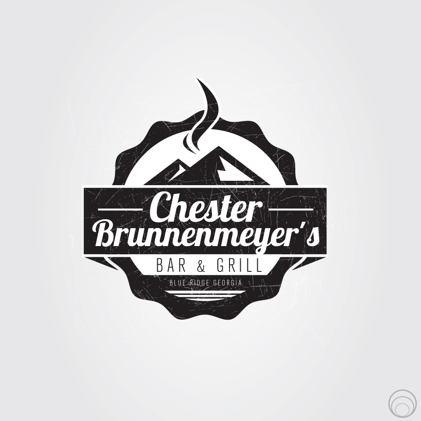 Logo Design By J Brandt Studio For Chester Brunnenmeyers