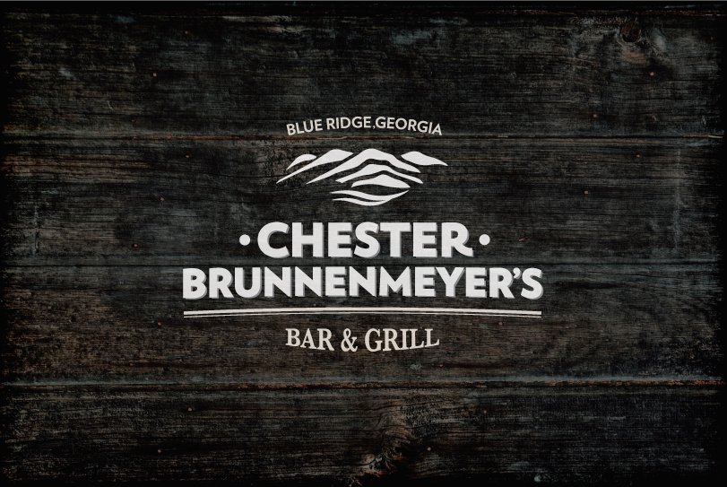 Logo Design By Rafael For Chester Brunnenmeyers