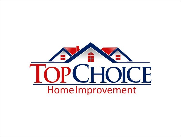 eye catching home improvement logo logo design contest brief