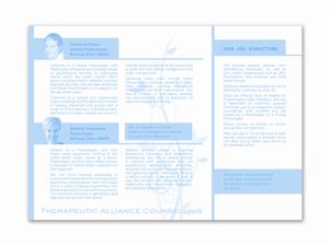 psychology brochure design 1000 s of psychology brochure design ideas