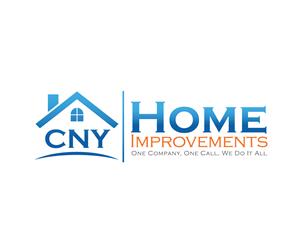 92 Professional Home Improvement Logo Designs For Cny Home Improvements A Home Improvement