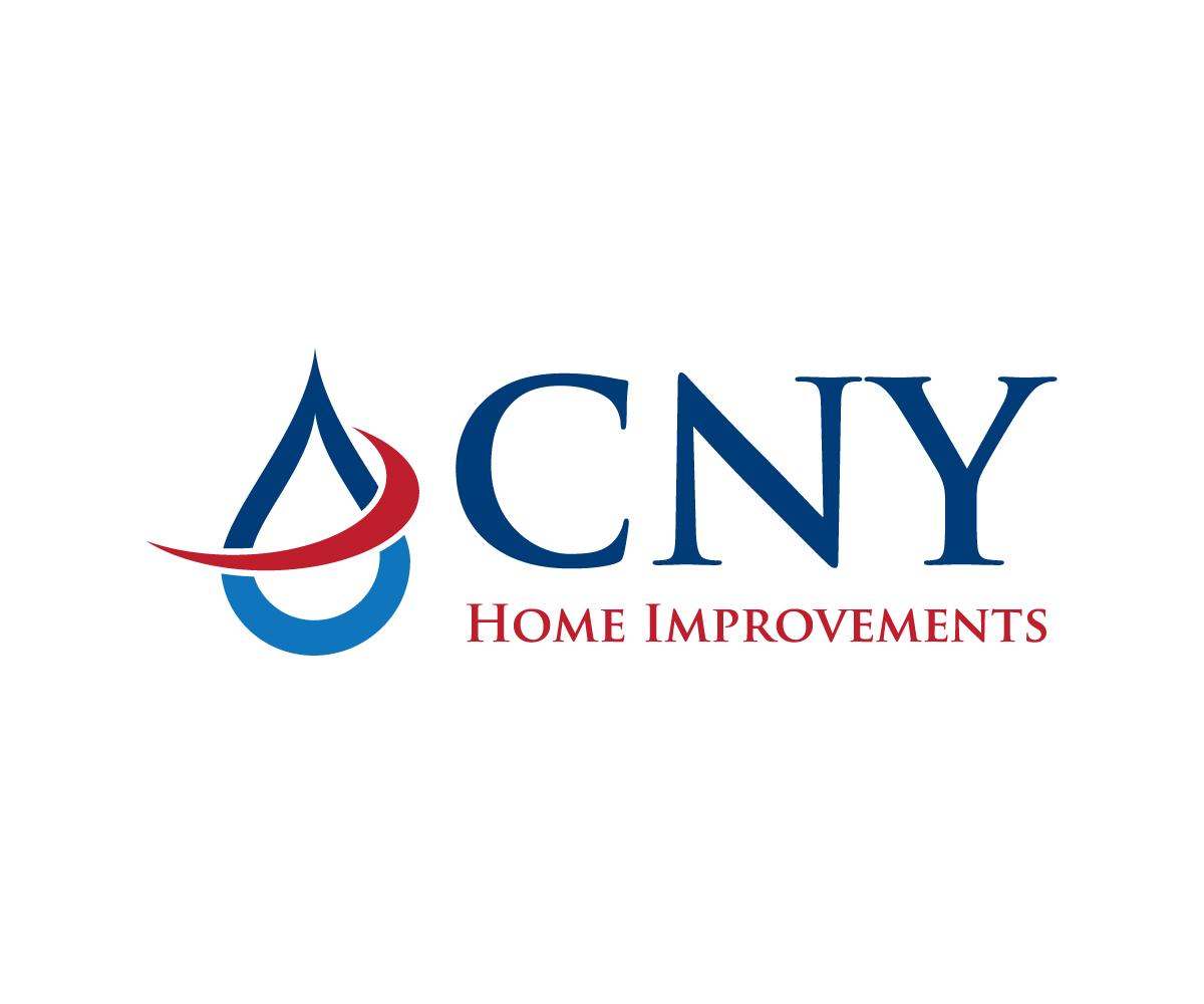 It Company Logo Design For Cny Home Improvements By Niko Design 3298403