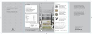 Brochure Design by Designer Mate - Vinomagna Pamphlet