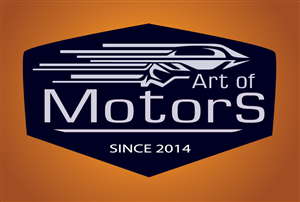 Logo Design by  Angler Designs - logo for exclusive art-work and accessories