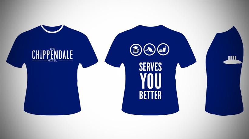 T shirt design for brodie stewart by jb design 3351585 for Tee shirt design companies