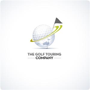 Golf Logo Design Branding | Crowdsourced Logo Design Contests