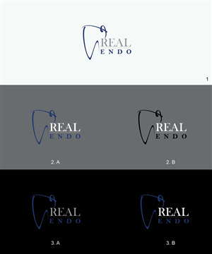 Logo Design by Shikha - Real Endo