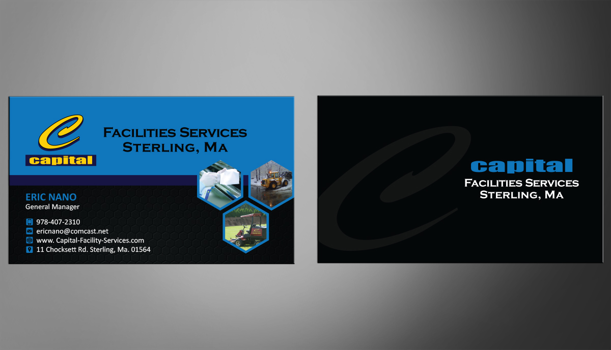 47 traditional personable property maintenance business for Property maintenance business cards