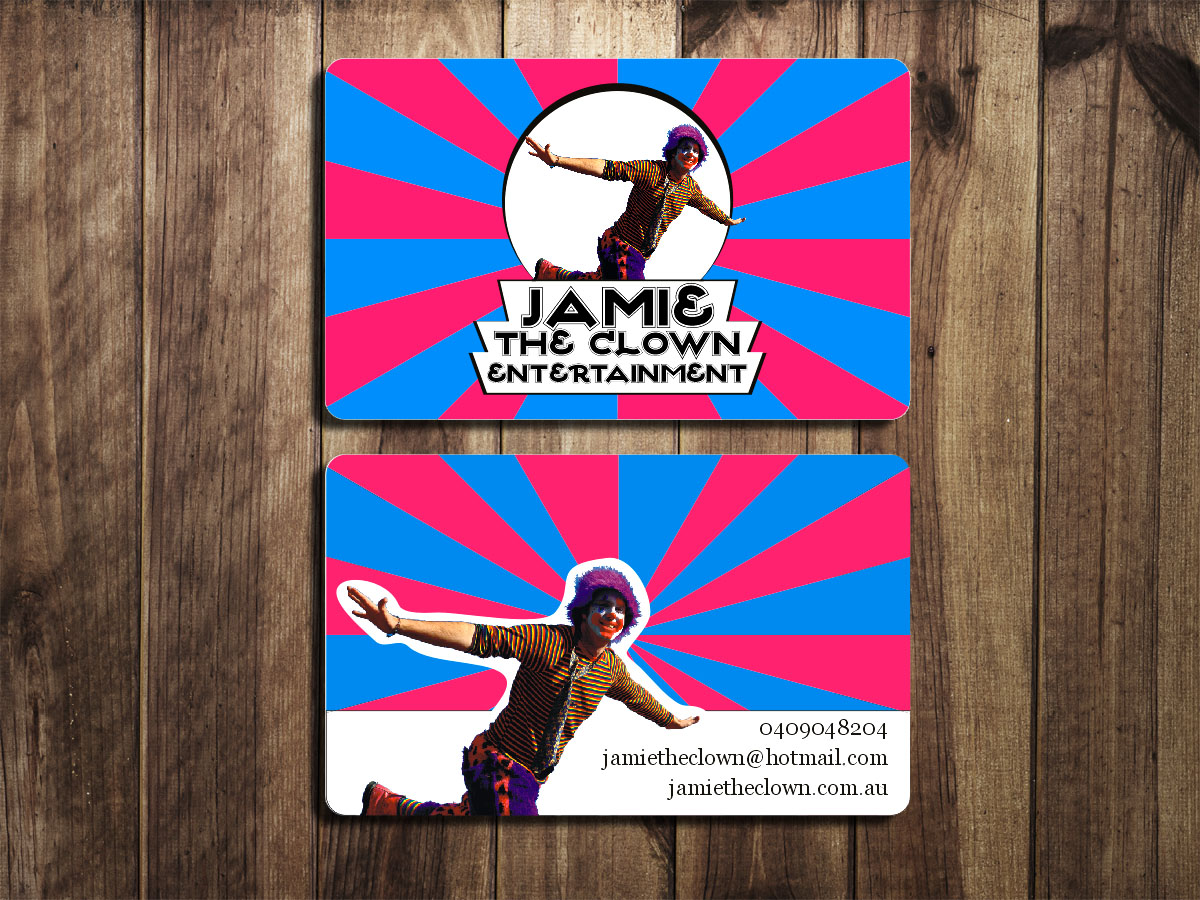 29 colorful business card designs events business card design business card design by dzino for this project design 3352704 colourmoves