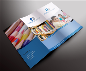 Brochure Design by imthex - Promotional brochure for educational consulting ...
