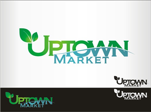 Logo Design by eightball inc. - Uptown Market Logo Design Competition