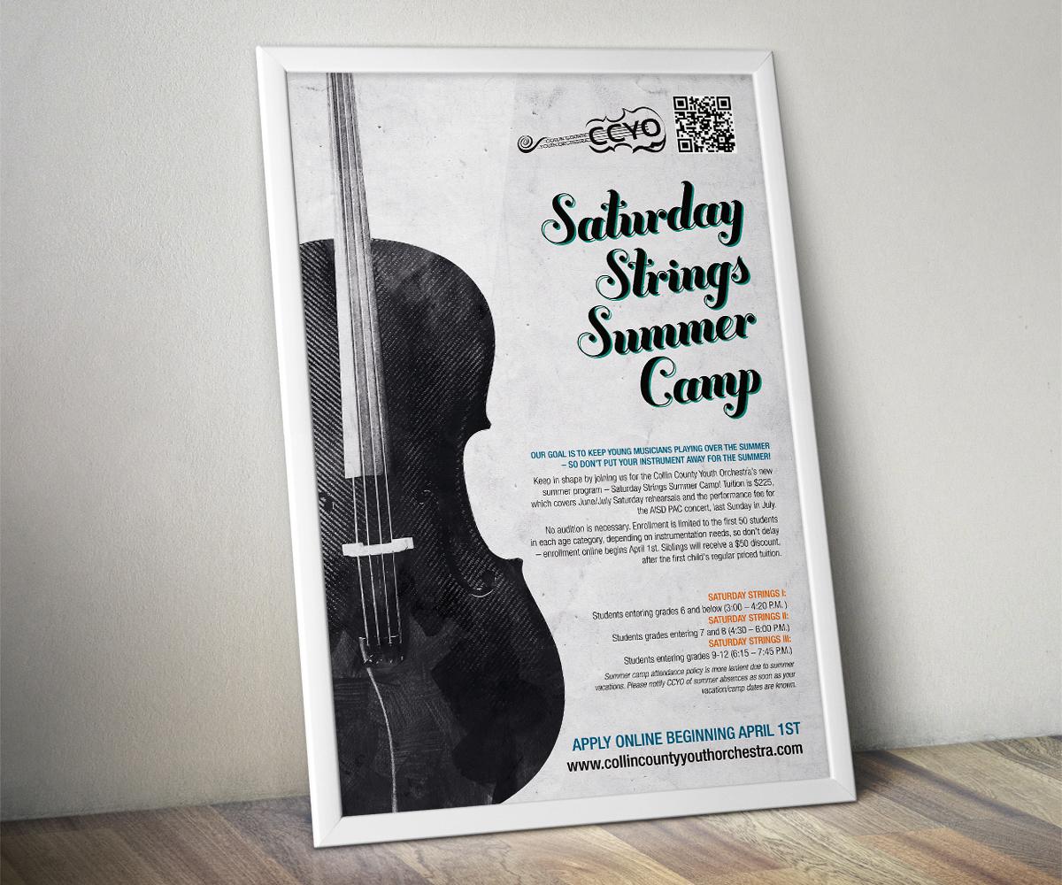moderne sympathique poster design for collin county youth. Black Bedroom Furniture Sets. Home Design Ideas