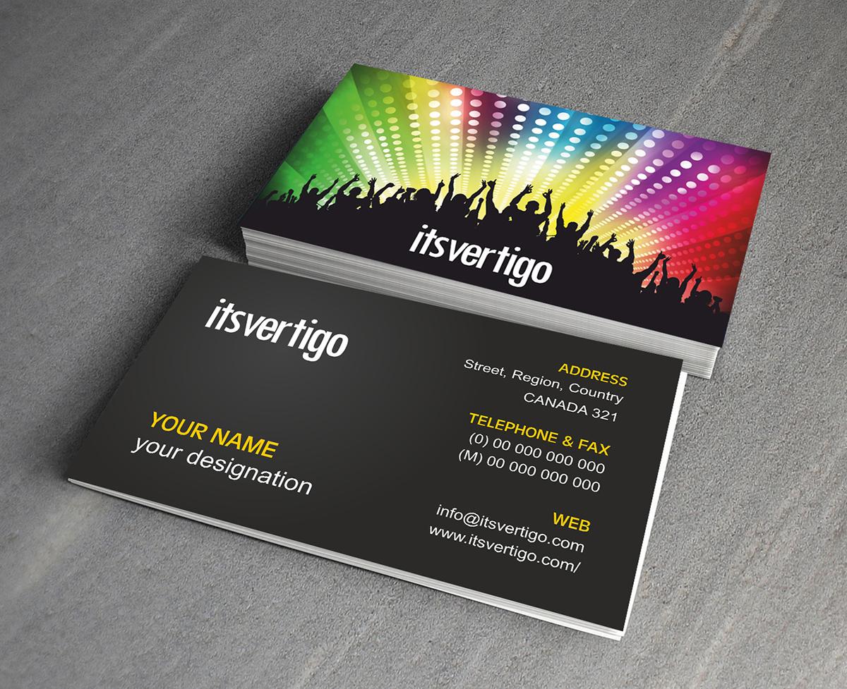 Business Card Design for a Company by alkesh thakkar   Design #3381182