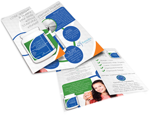Print Design by Caroloh - standard 3 panel brochure needed for a nutritio...