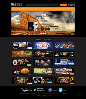Web Design by pb - The Next Pandora Internet Radio!