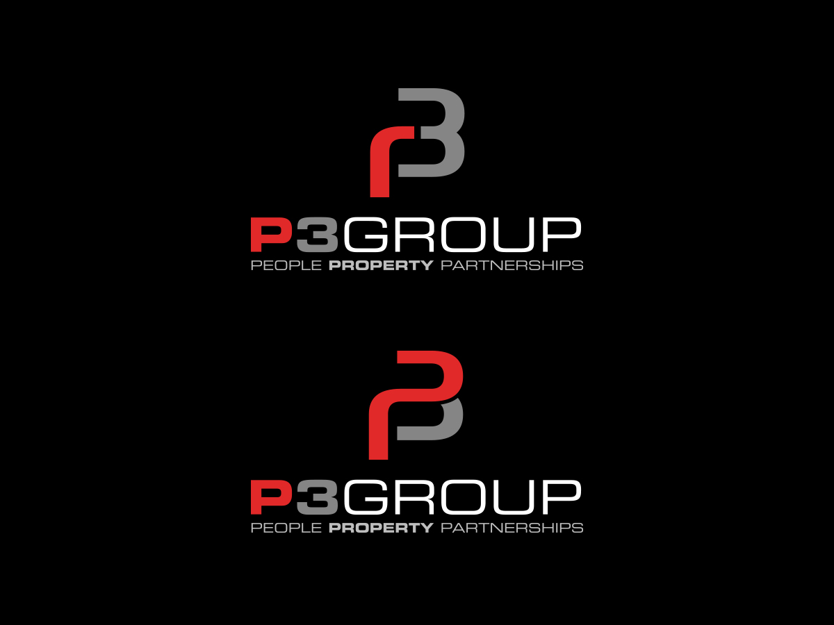 it company logo design for p3 group may also include