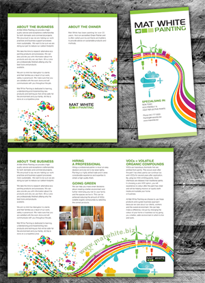 Brochure Design Contest Submission #817480