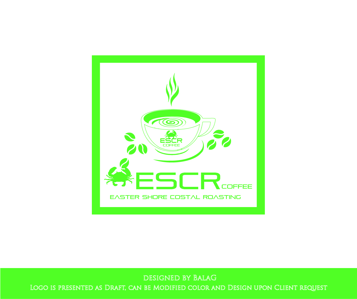 Bold Playful Painting Logo Design For Escr By Kb Design 3541319