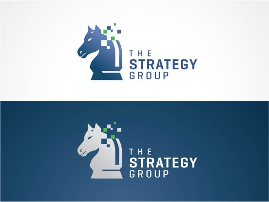 Logo Design by Elisha Leo for The Strategy Group Logo  - Design #78170