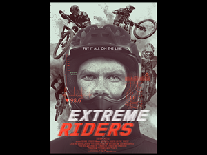 Poster Design by joerchw - One Sheet Movie Poster - Extreme Riders