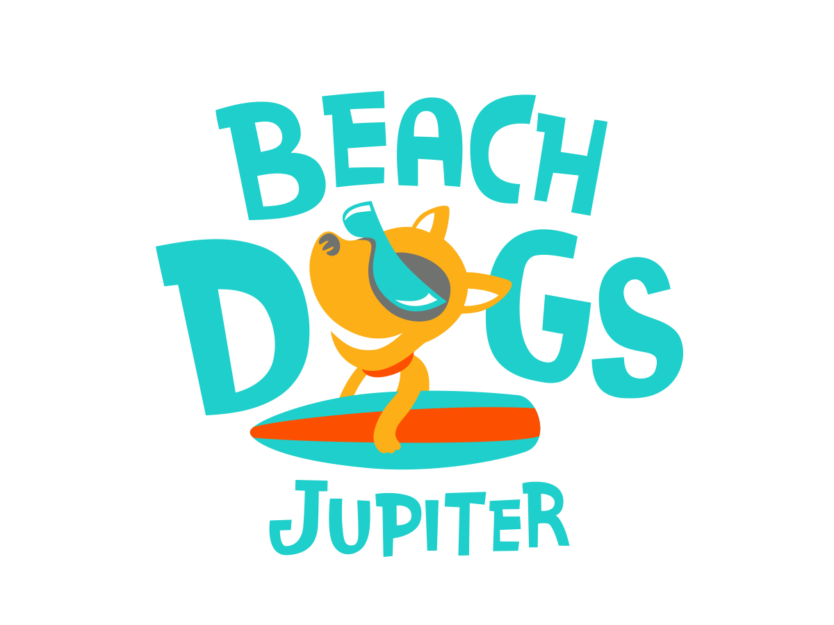 Bold, Modern Logo Design for Beach Dogs by Ideas That Work ...