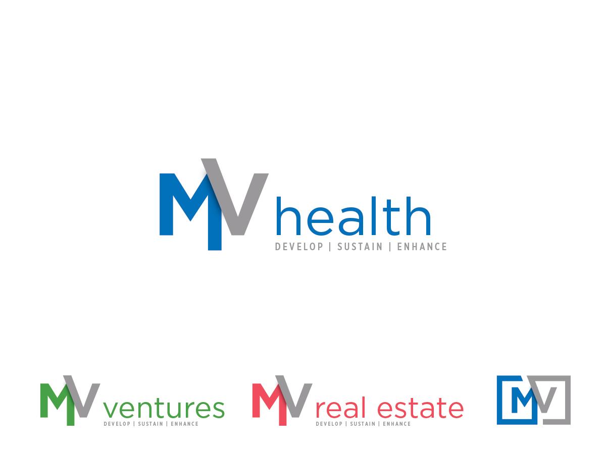 Professional Upmarket Healthcare Logo Design For Mv Health By Ryan Design 3393643