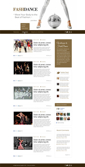 Blog Design by AVROM
