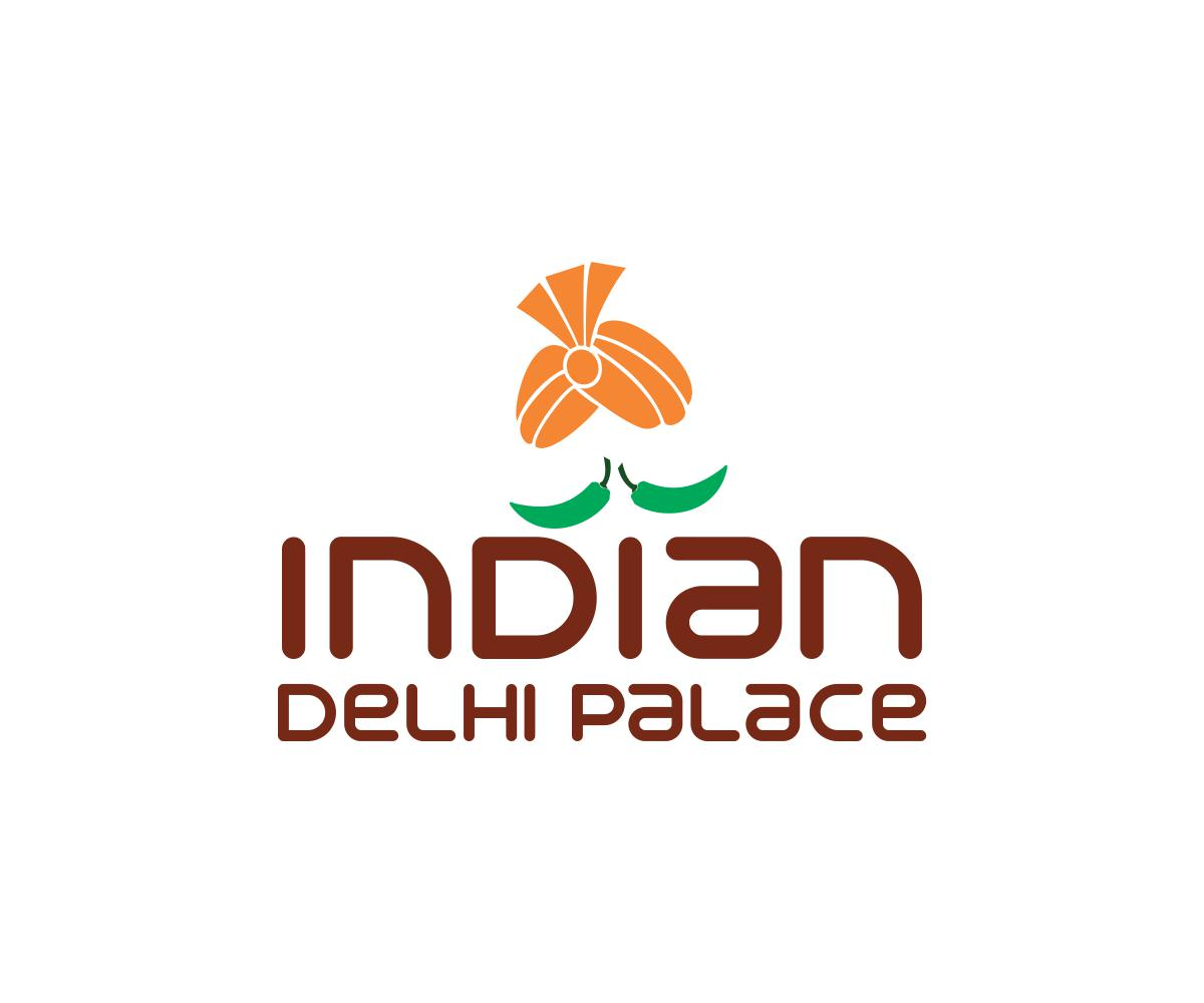 Professional restaurant logo designs for indian delhi