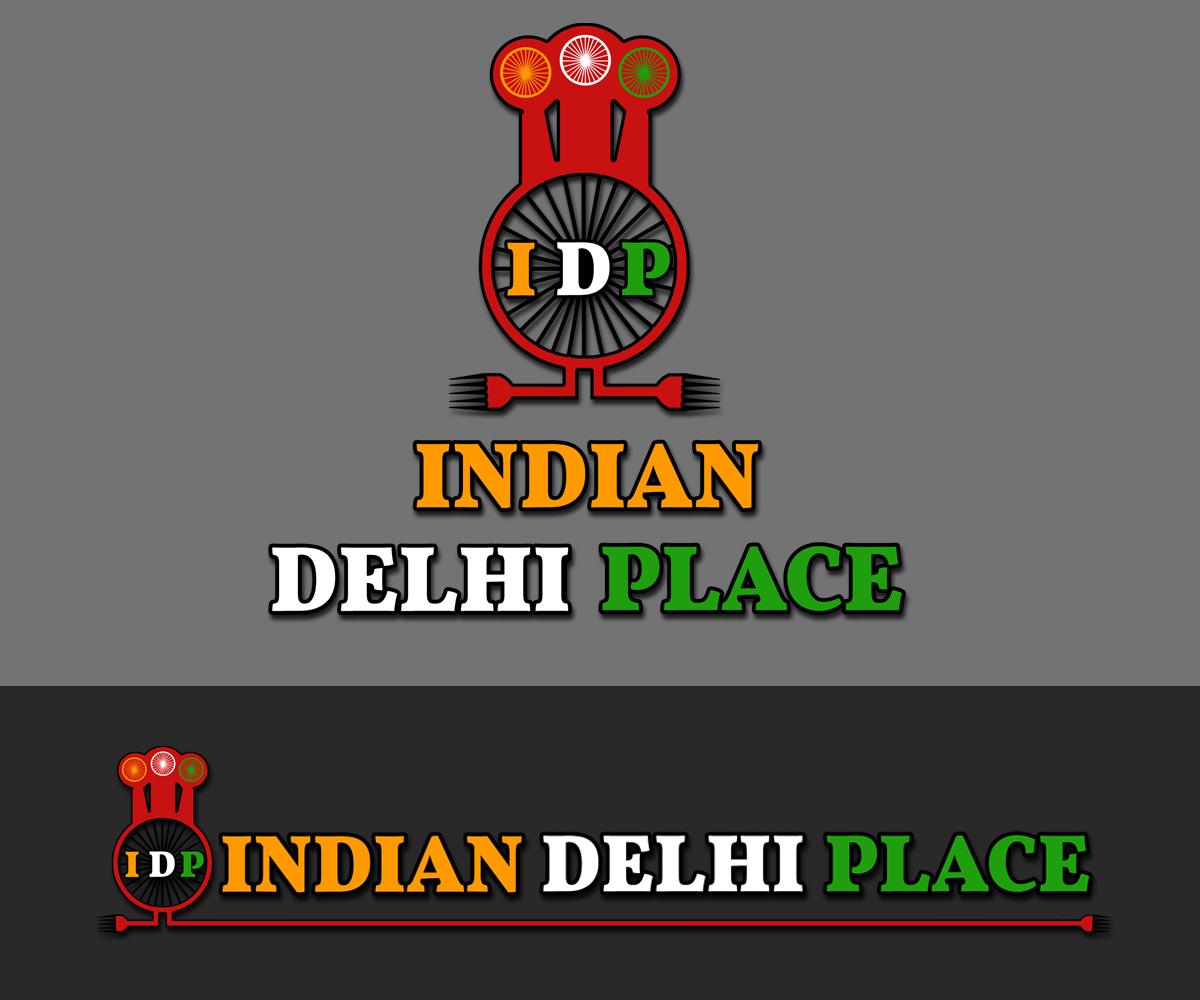 Professional restaurant logo designs for indian delhi
