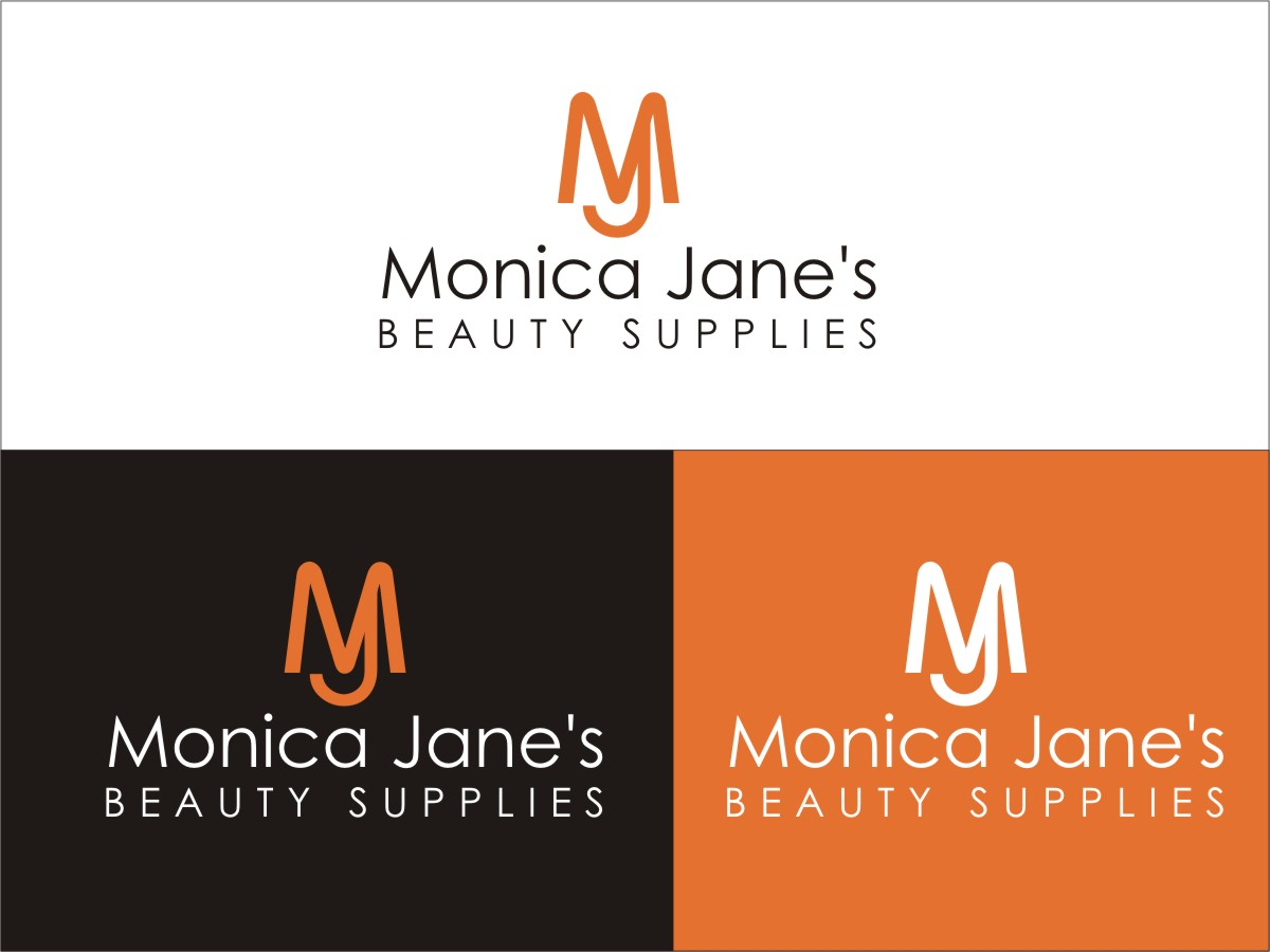 Elegant, Colorful, Retail Logo Design for Monica Jane's