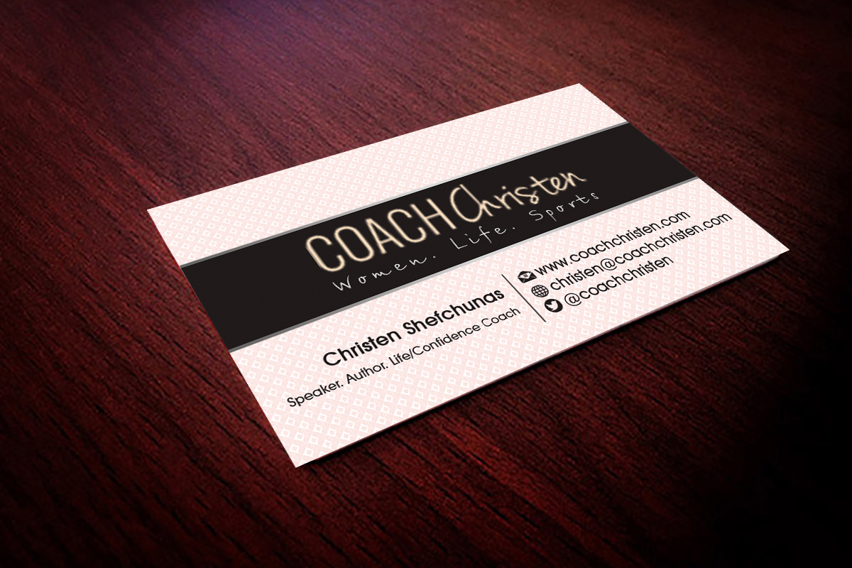 College Business Card Design for a Company by Hardcore Design ...
