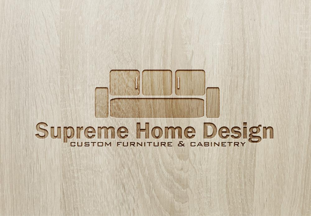 Furniture Logo Design For Supreme Home Design Title Custom