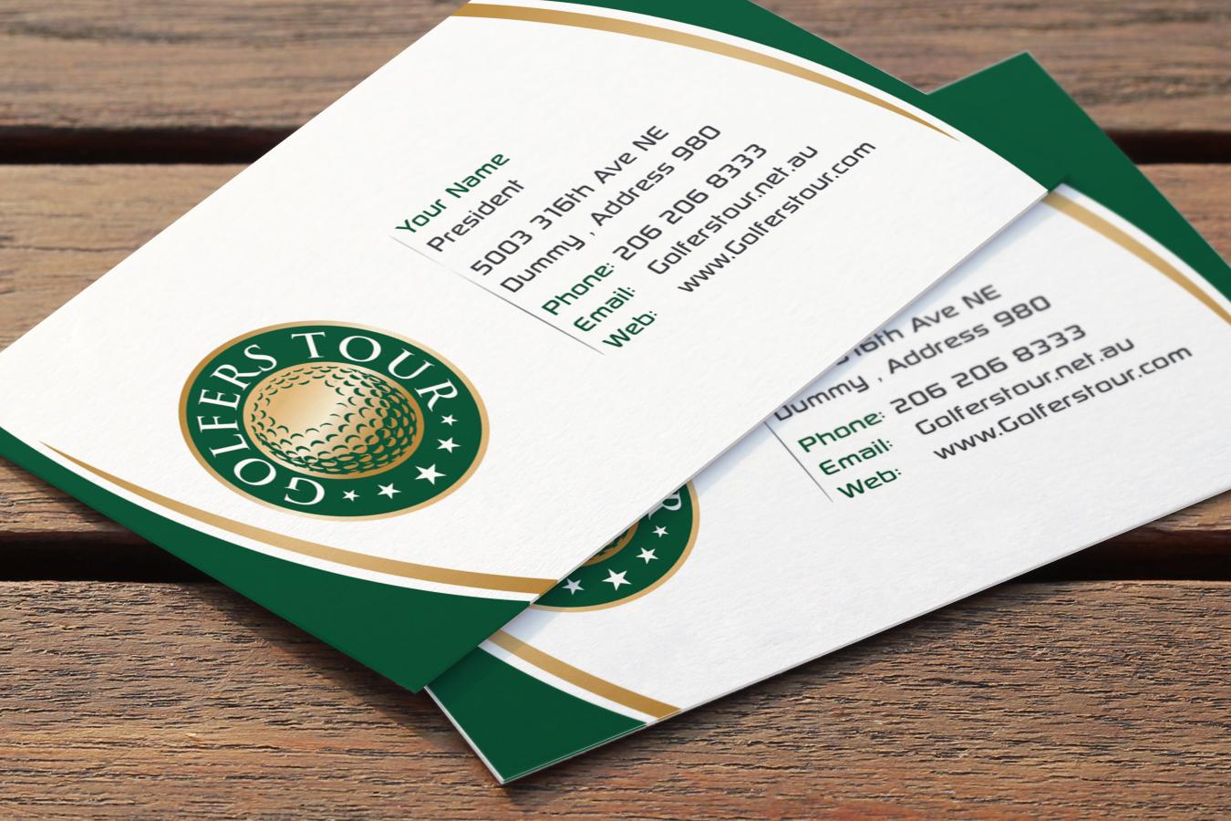Business dise o de tarjeta de presentaci n for a company - Disenos de tarjetas ...