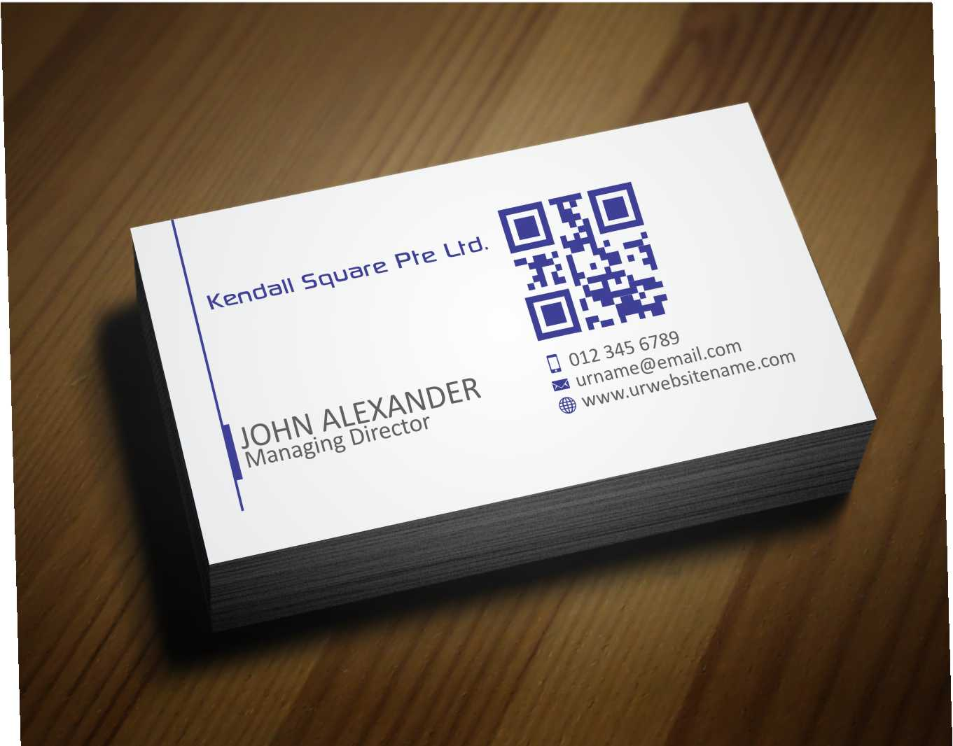Modern, Upmarket, Boutique Business Card Design for a Company by ...