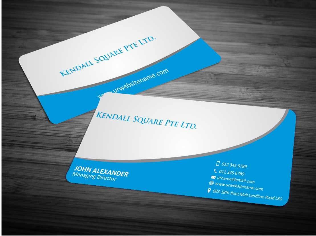 Modern upmarket boutique business card design for a company by business card design by zarnab for this project design 3356540 reheart Images