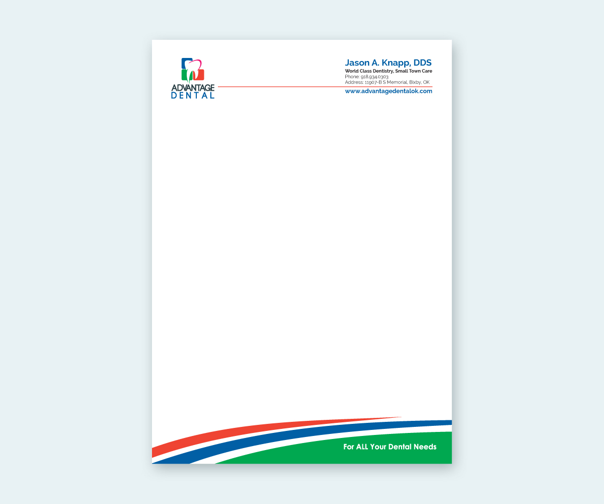 Business Letterhead Design For A Company By Anthony  Design