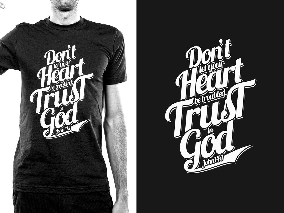 Christian Couple T Shirt Designs For Youth